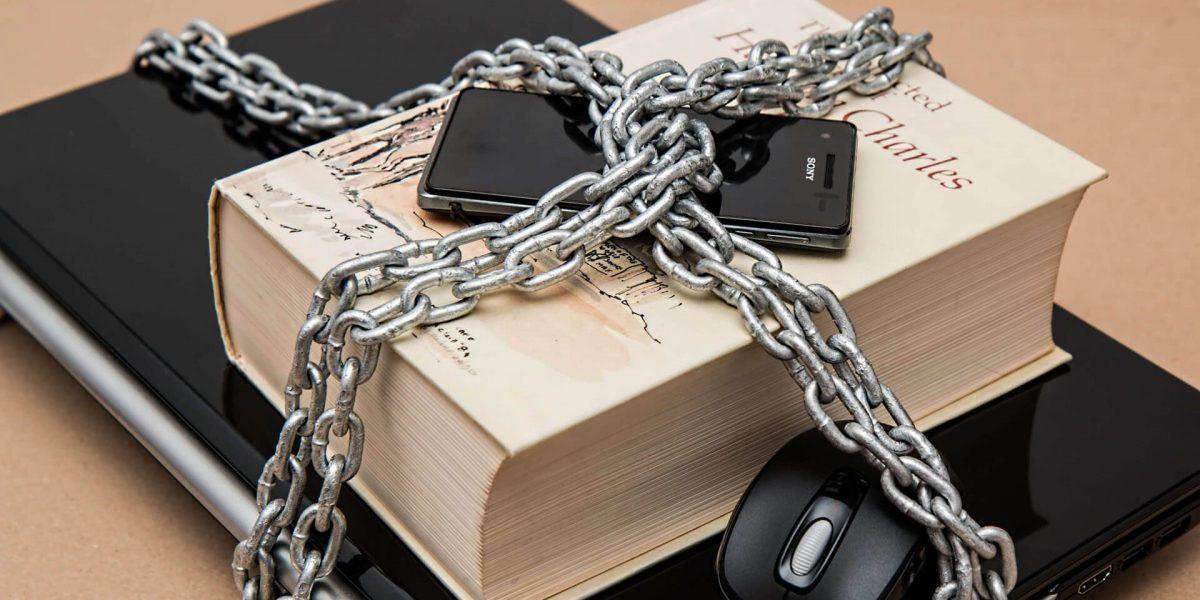 Slot om laptop (privacy)